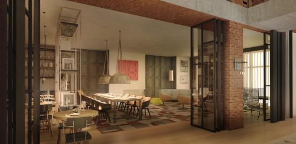 3D architectural visualisation london