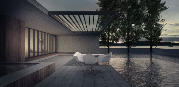 architectural visualisation london 3d