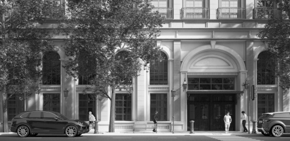 architectural visualisation london 3D cgi
