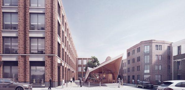 architectural visualisation london office studio