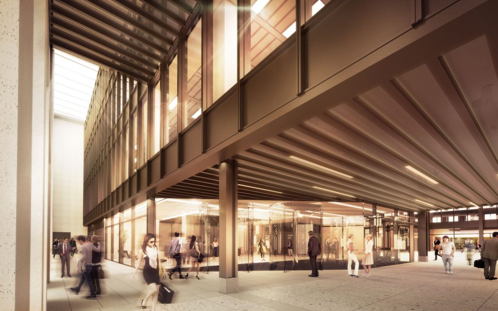architectural visualisation london fruit wool 3D cgi VR studio 3